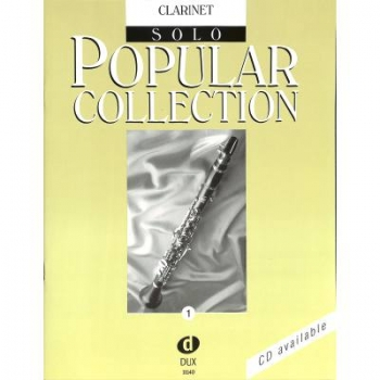 DUX Popular Collection 1 Klarinette