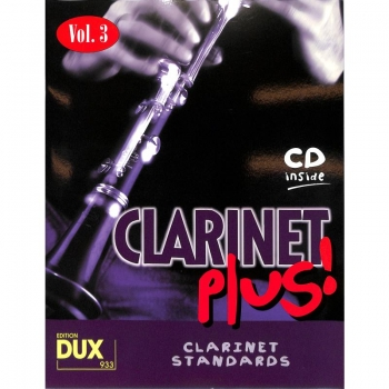 DUX Clarinet Plus Band 3