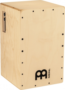 MEINL Percussion PSC100NT Pickup Snarecraft Series Cajon Natural