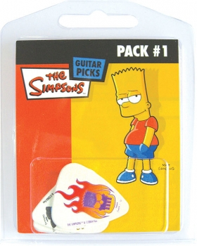 Picks The Simpsons 5 Stück -  Pack #1