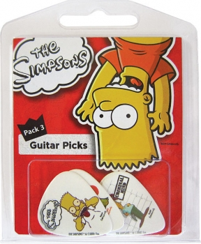 Picks The Simpsons 5 Stück -  Pack #3