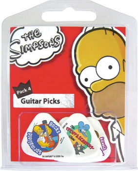 Picks The Simpsons 5 Stück -  Pack #4