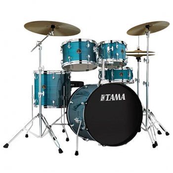"Tama Rhythm Mate 20"" Hairline Blue"