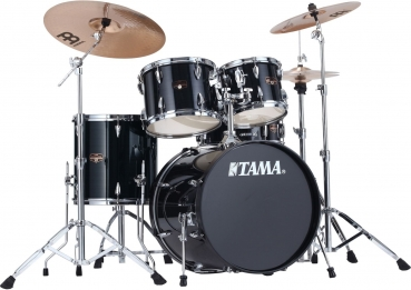 "Tama Imperialstar 20"" Hairline Black · Schlagzeug"