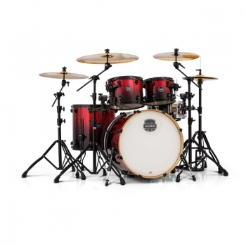 Mapex Armory Shell Set, Magma Red