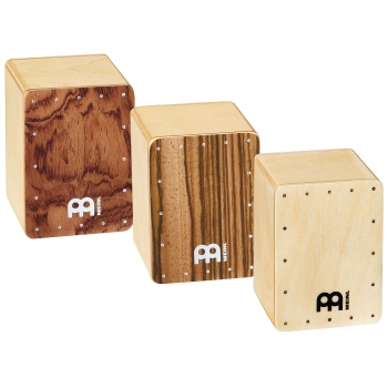 Meinl SH50 Mini Cajon Shaker Set