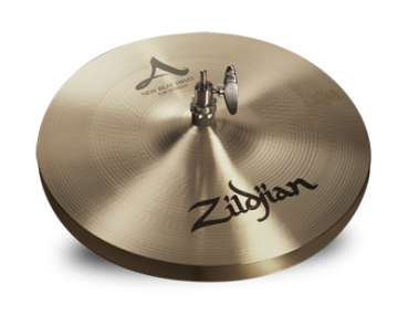 "ZILDJIAN Hihat, A Zildjian, 12"", New Beat Hats, traditional"
