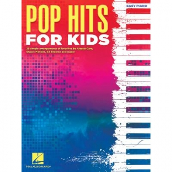 Pop hits for kids Klavier