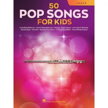 50 Pop songs for kids Querflöte
