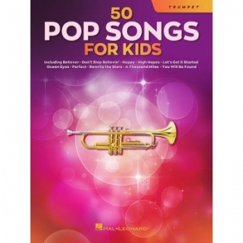 50 Pop songs for kids Trompete