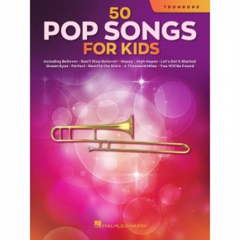 50 Pop songs for kids Posaune