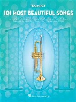 101 Most Beautiful Songs Trompete