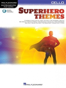 Superhero Themes for Cello
