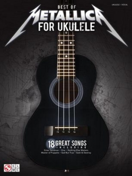 Best of Metallica for Ukulele