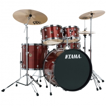 "Tama Rhythm Mate 22"" Red Stream · Schlagzeug"