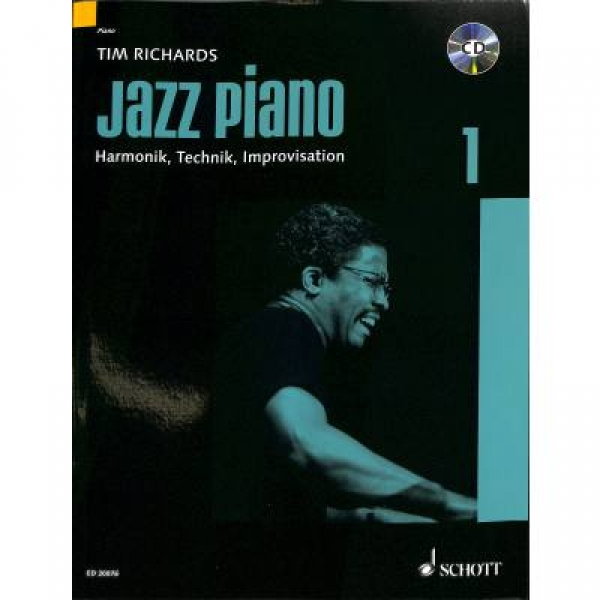 Jazz Piano 1 Tim Richards