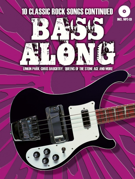 Bass Along - 10 Classic Rock Songs Continued