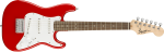 Fender Squier Mini Strat®, Laurel Fingerboard, Torino Red