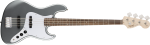 Fender Squier Affinity Series™ Jazz Bass®, Silver