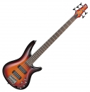 Ibanez 5-Saiter E-Bass SR375E-AWB - Soundgear  Antique Whiskey Burst