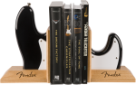 Fender™ Bass Body Bookends, schwarz