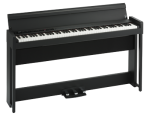 KORG Digitalpiano, Concert, C1 Air, Bluetooth, 3 Pedale, 2x25 Watt, schwarz