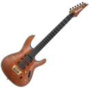 Ibanez SIX70FDBG-NT Iron Label Natural E-Gitarre