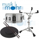 Sonor AQ2 Steel Snare Set inkl. Ständer, Pad & Sticks