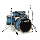 Sonor Select Force SEF 11 Studio WM Blue Galaxy Spakle